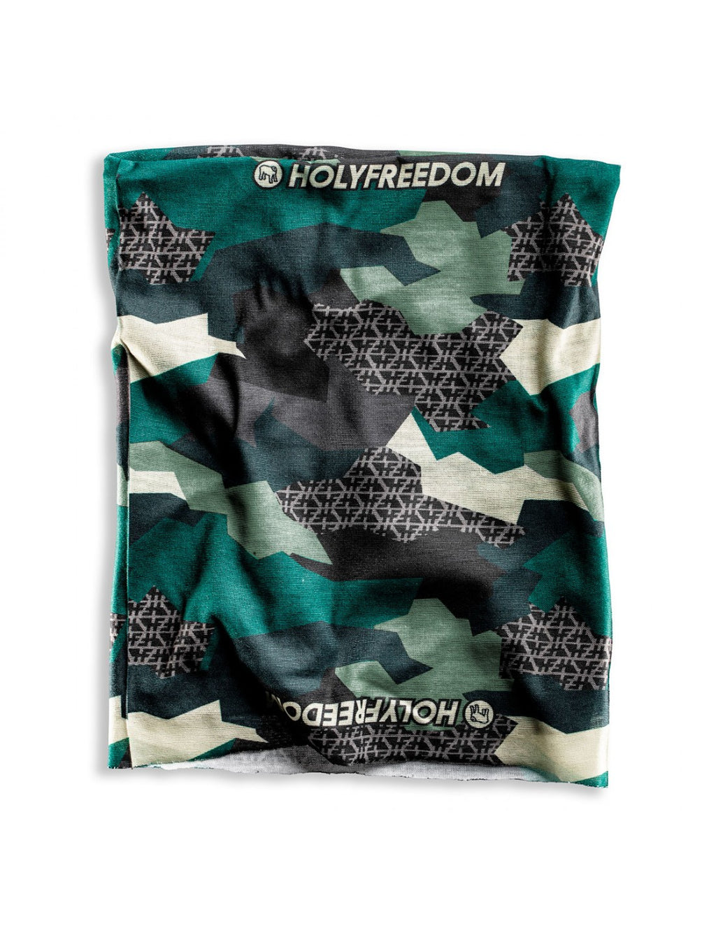 Holy Freedom Black Hawk Polar Bandana Tube