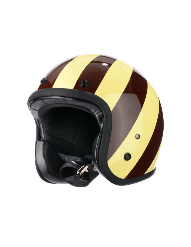 Holy Freedom Carossello open face jet ECE certified helmet