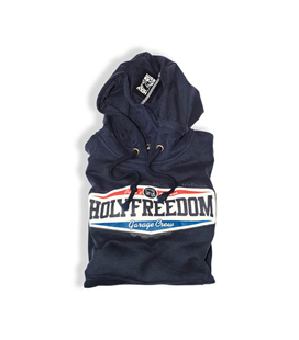 Holy Freedom Corona Wind Stopper Hoodie