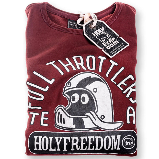 Holy Freedom Full Face Windstopper Sweat shirt top