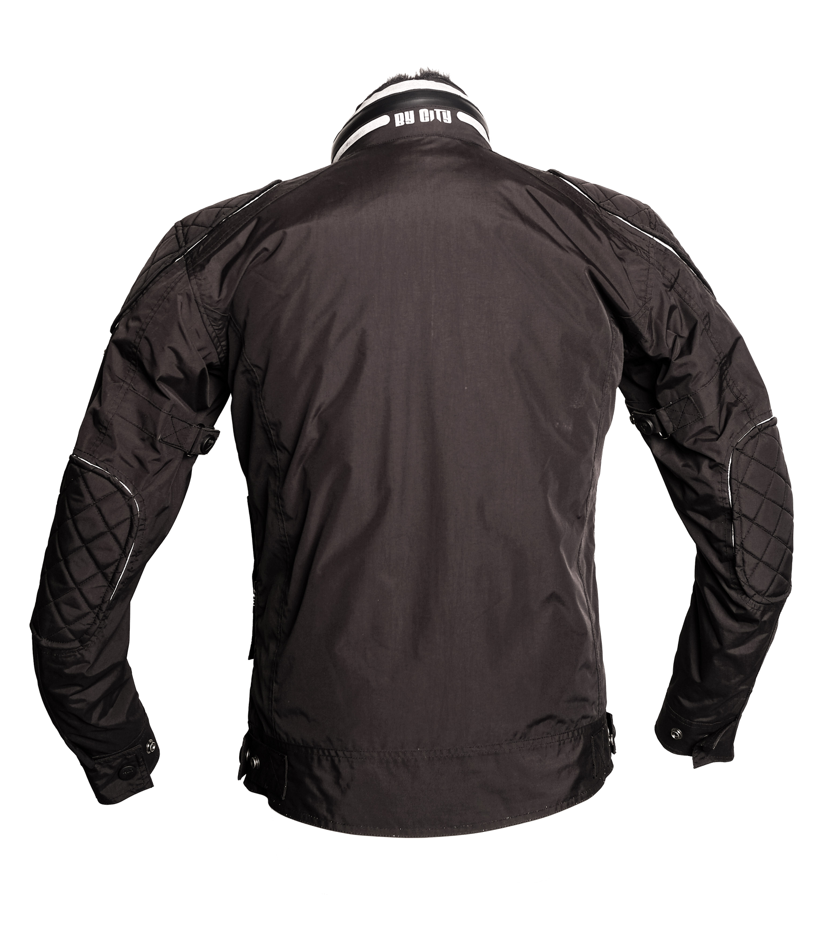 By City Mens Katar Textile Motorcycle Jacket