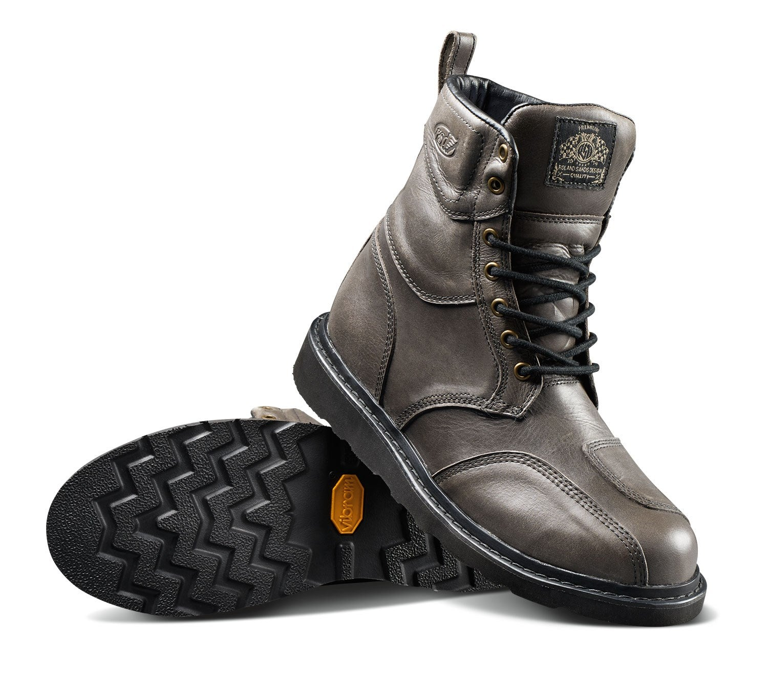 Roland Sands Design Mojave performance riding motorcycle boot