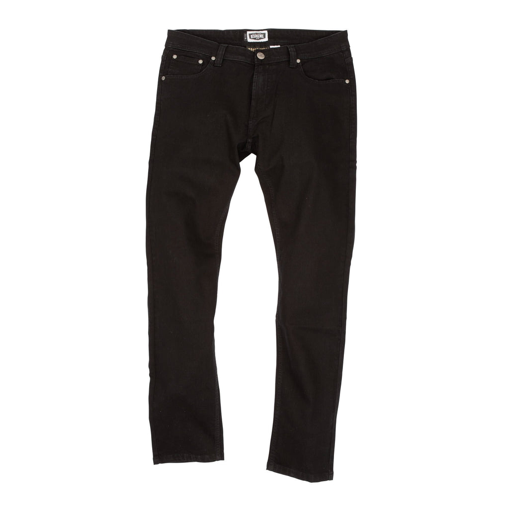 Resurgence Gear Inc. - Resurgence Gear® 2020 Ultimate PEKEV Ultra Lite Motorcycle Jeans - Black - Men's Trousers - Salt Flats Clothing