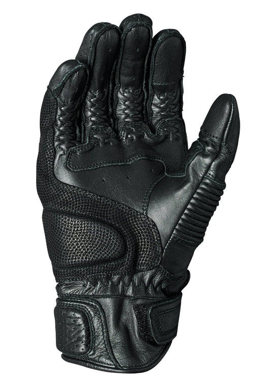 Roland Sands Design - Roland Sands Design Berlin Gloves - Black - Gloves - Salt Flats Clothing