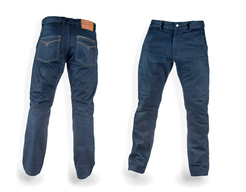 Resurgence Gear® Heritage Men's Protective Motorcycle Jeans in Old School