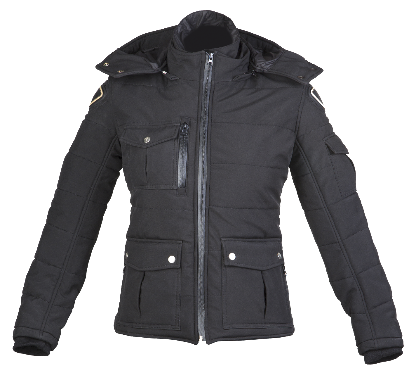By City Ladies Urban III Soft Shell Textile Motorcycle Jacket