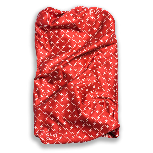 Holy Freedom Zeta Red Stretch Bandana Tube