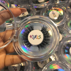 """In My Bag"" 3D Mink Lashes"