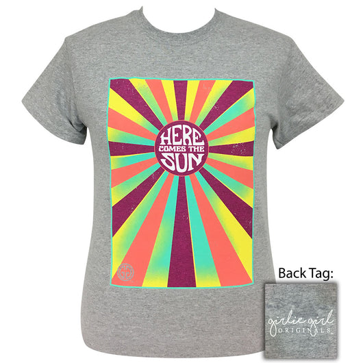 Here Comes The Sun-Sport Grey SS-2036
