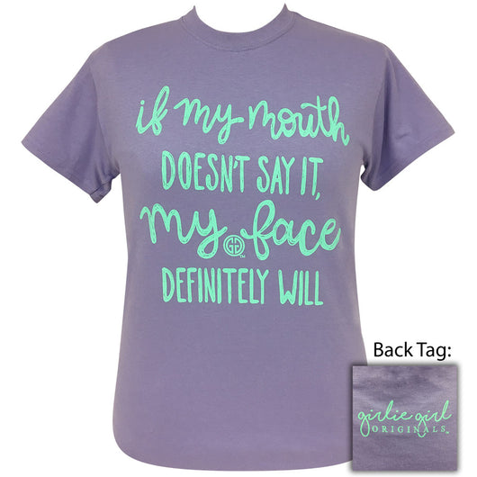 My Face Violet - 2018 Short Sleeve