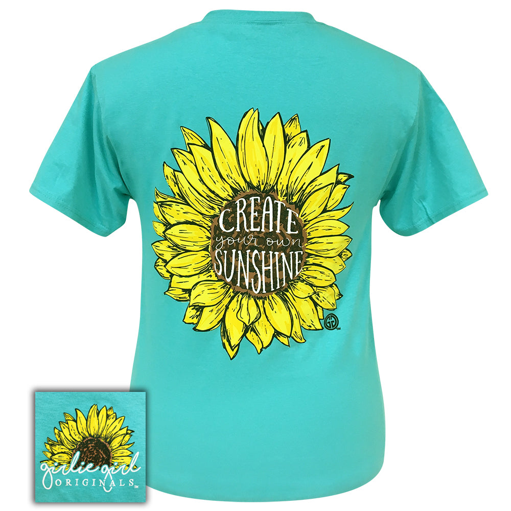 Create Your Own Sunshine Scuba Blue - 1998 Short Sleeve
