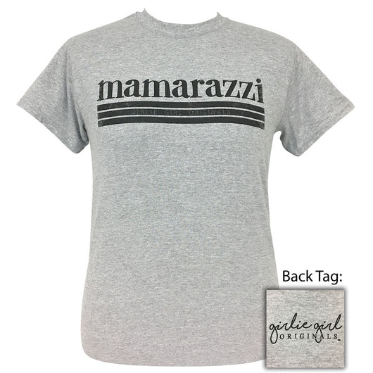 Mamarazzi Sports Grey - 2005 Short Sleeve