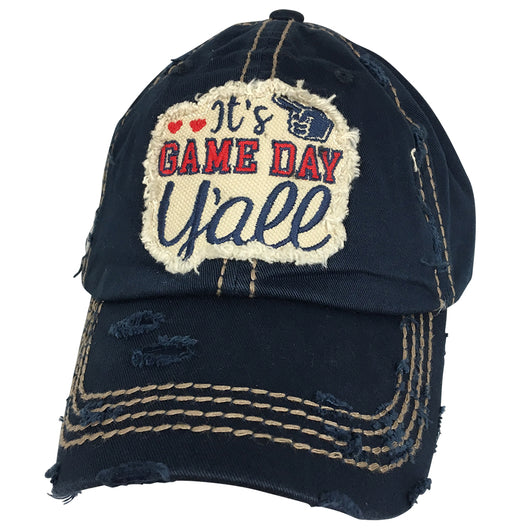 KBV-1163 Game Day Navy