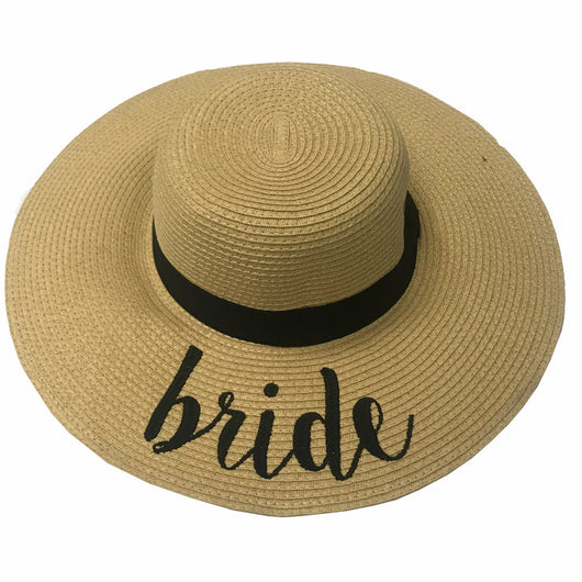 ST-2017 Bride Beach Hat