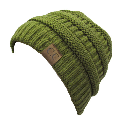 HAT-20A BEANIE OLIVE
