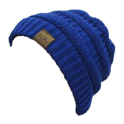 HAT-20A BEANIE ROYAL