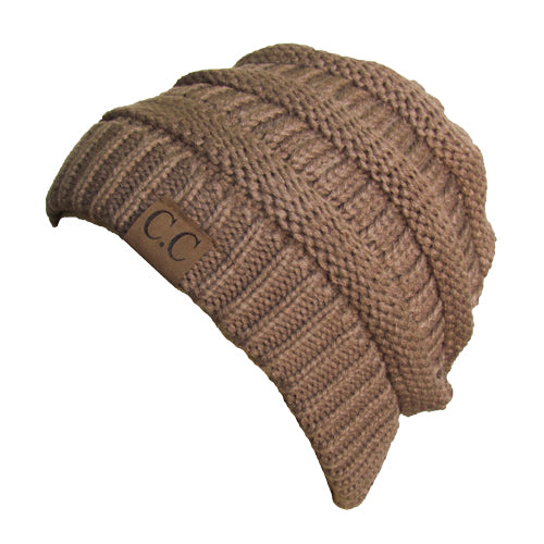 HAT-20A BEANIE TAUPE