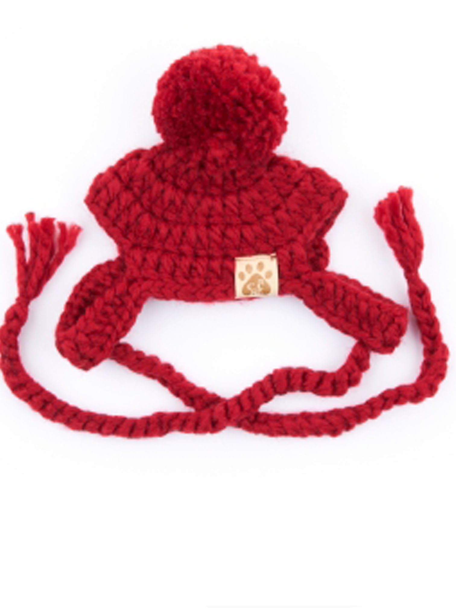 C.C Pet Beanies DH-1 Red