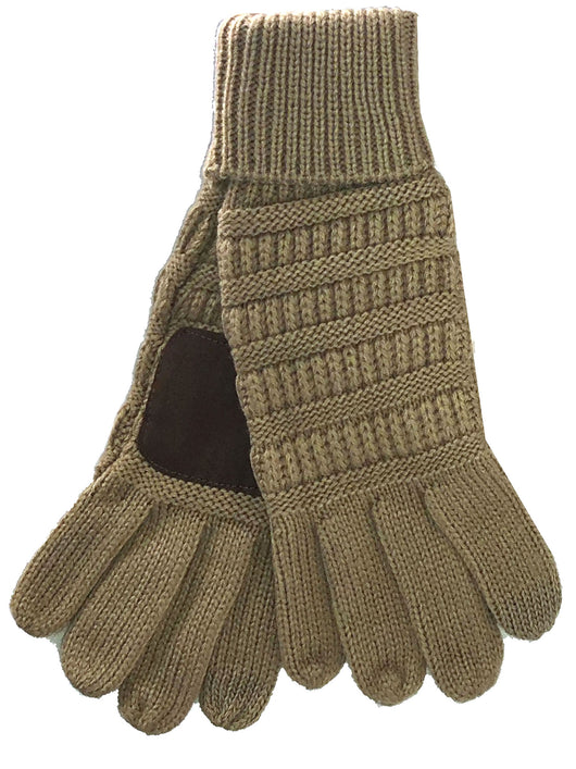 G-20 C.C Camel Gloves