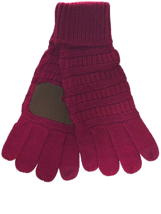 G-20 C.C Hot Pink Gloves