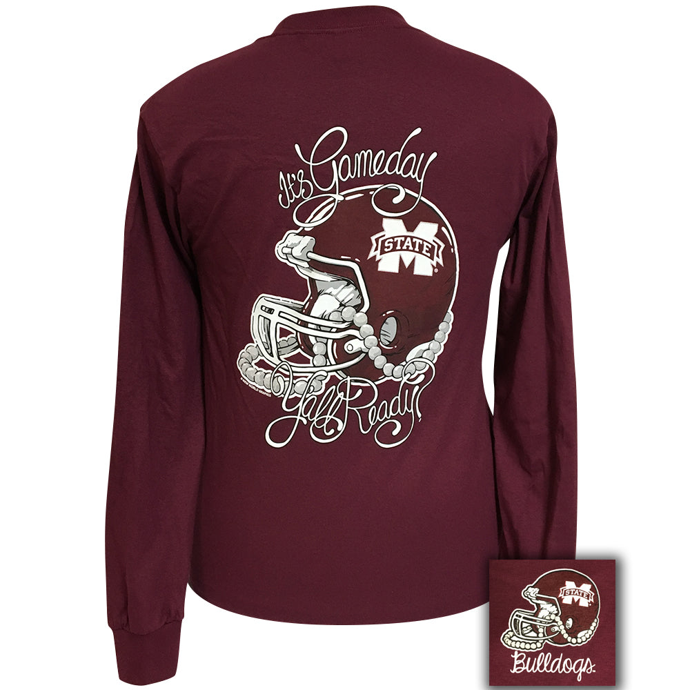 Gameday MSU Maroon Long Sleeve