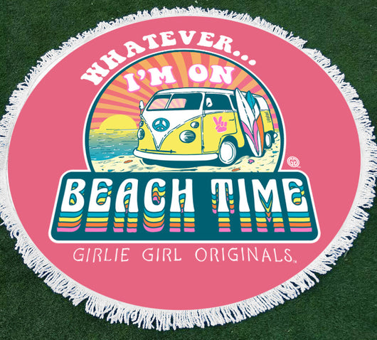 GGO-Beach Towel Beach Time