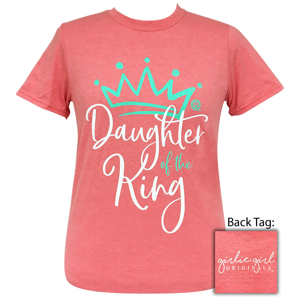 Daughter Of The King Heather Orange-2091Short Sleeve