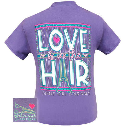 Love Is In The Hair-Violet SS-2098
