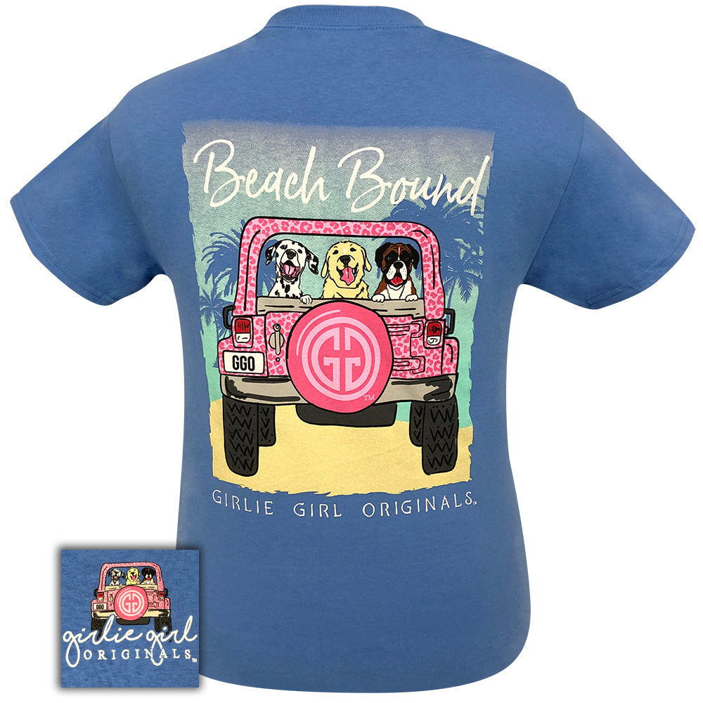 Beach Bound Iris-2101 Short Sleeve