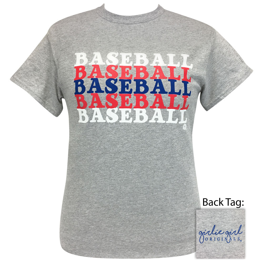 Baseball Colors-Sport Grey SS-2176