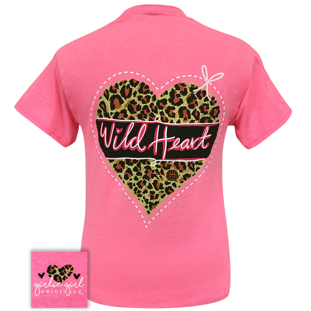 Wild Heart-Safety Pink SS-2263