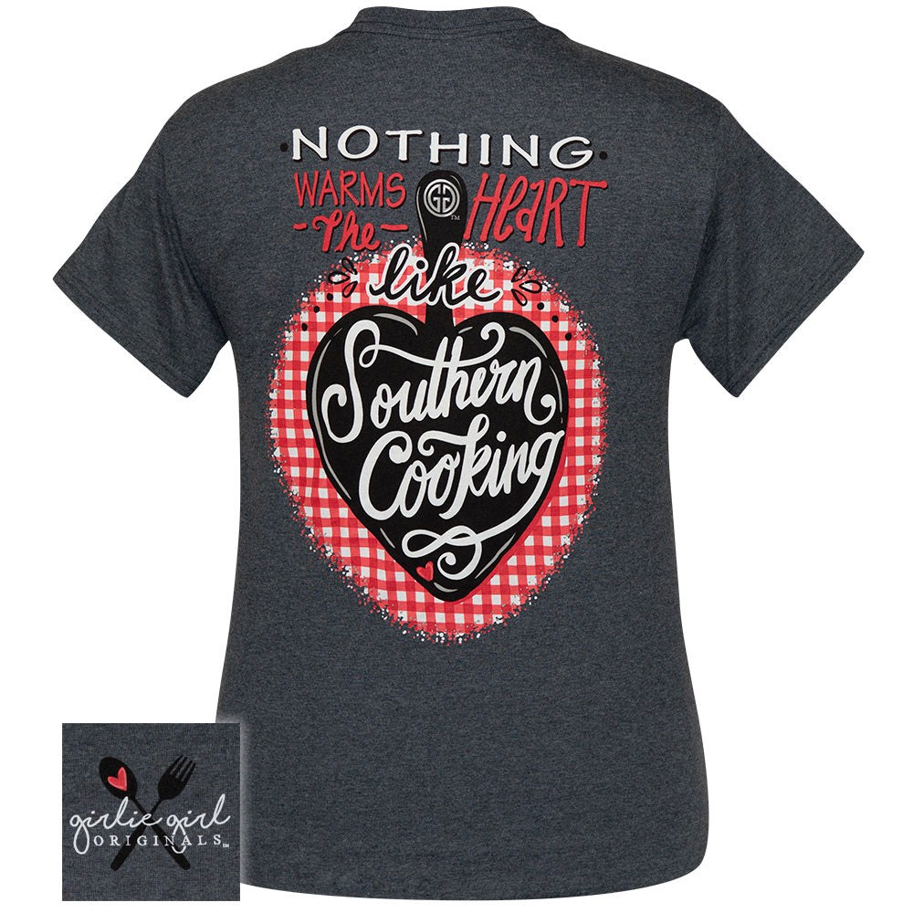 Southern Cooking-Dark Heather SS-2293