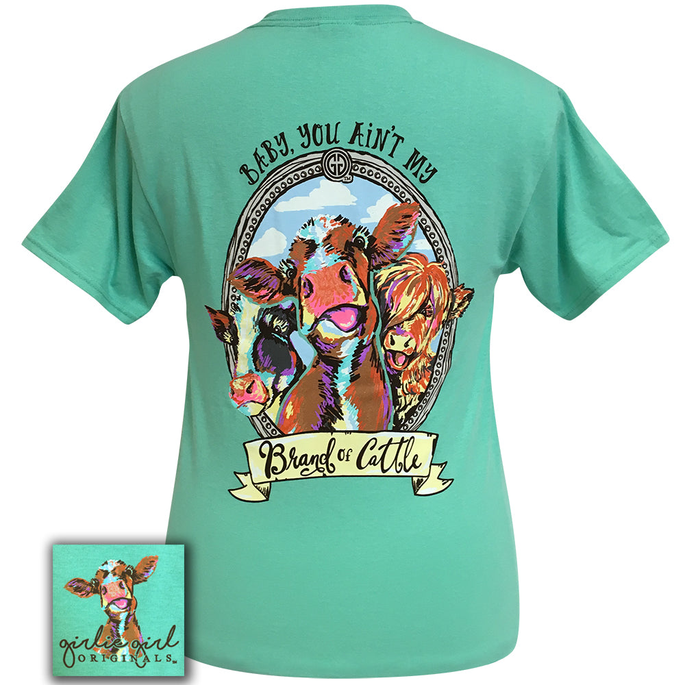 Brand Of Cattle Cool Mint Short Sleeve