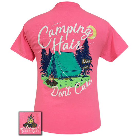 Camping Hair-Neon Pink SS-1703