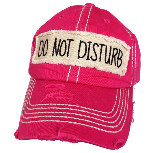 KBV-1161 Do Not Disturb-Hot Pink