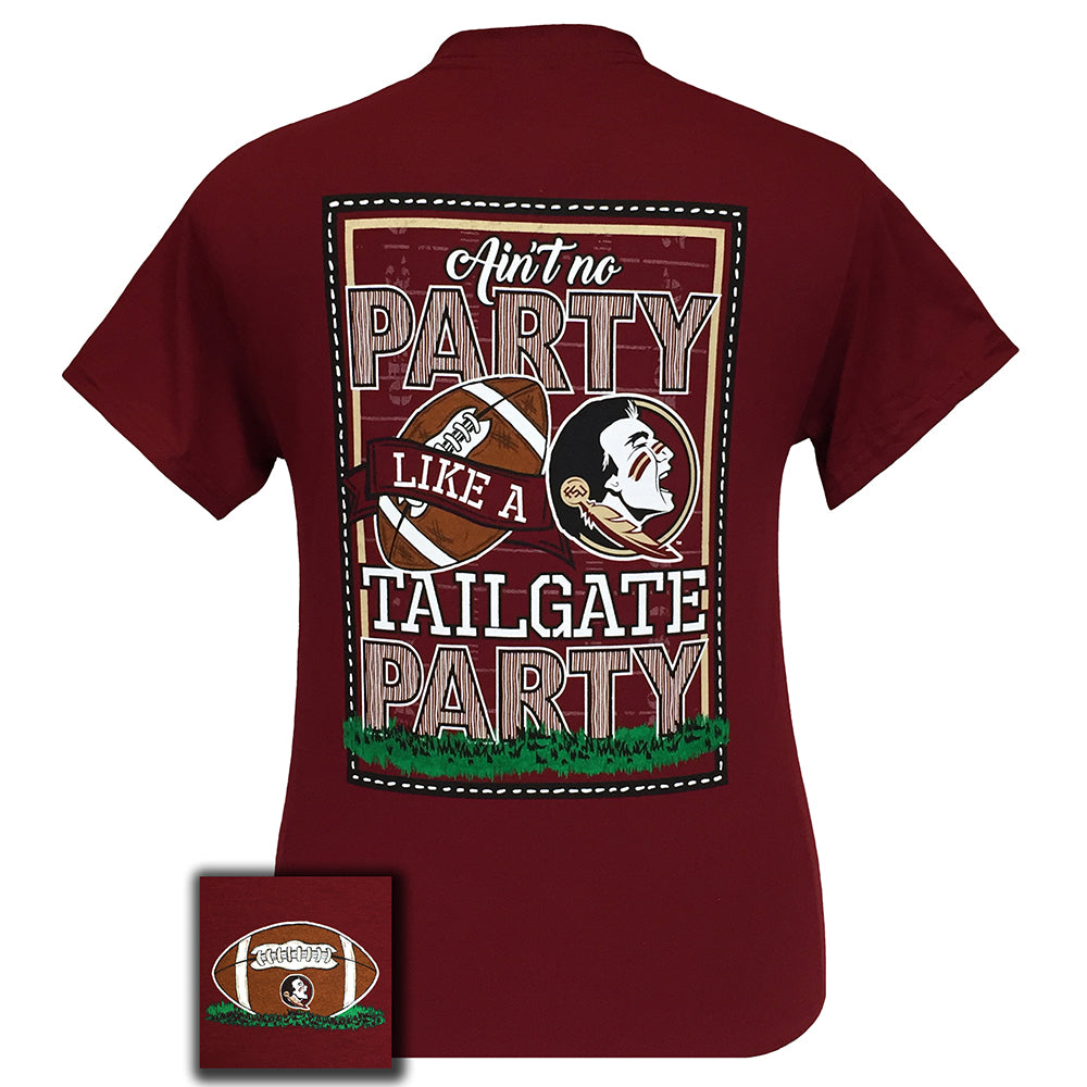 Florida State Tailgate Party Garnet