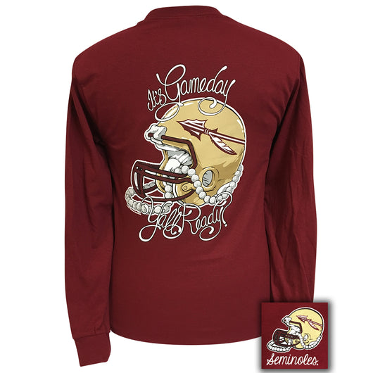 Gameday Florida State Seminoles Garnet Long Sleeve