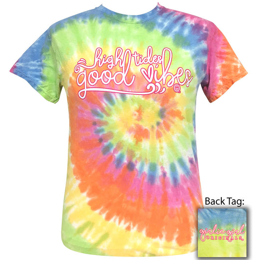 Good Vibes-Eternity Tie Dye SS-1887