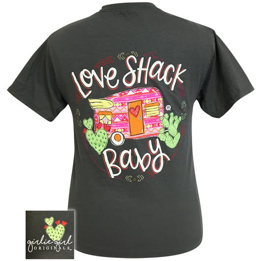 Love Shack-Charcoal Grey SS-1842