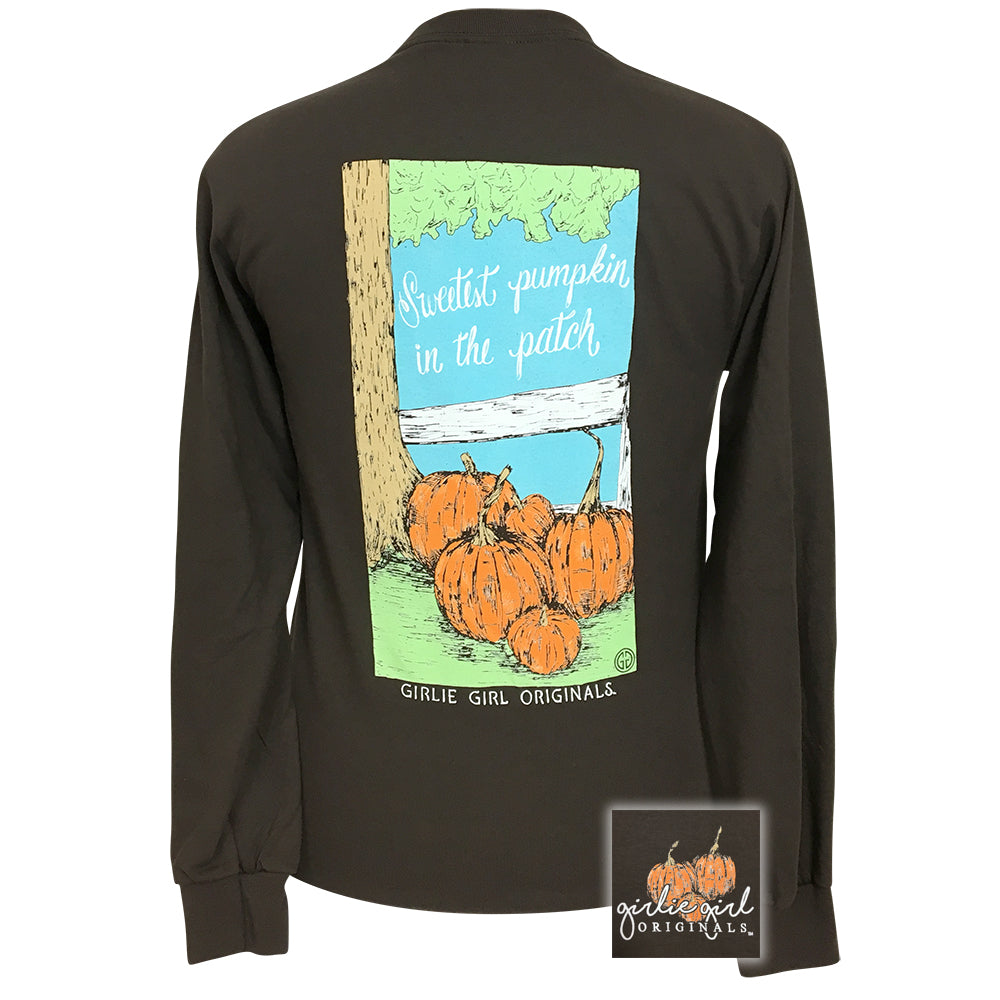 Sweetest Pumpkin Chocolate Long Sleeve