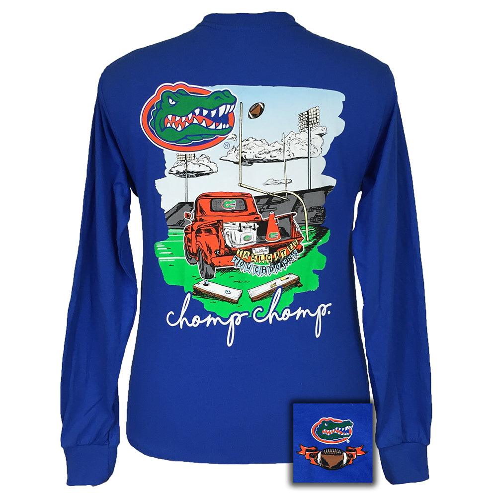 Tailgates and Touchdowns Florida Royal Long Sleeve