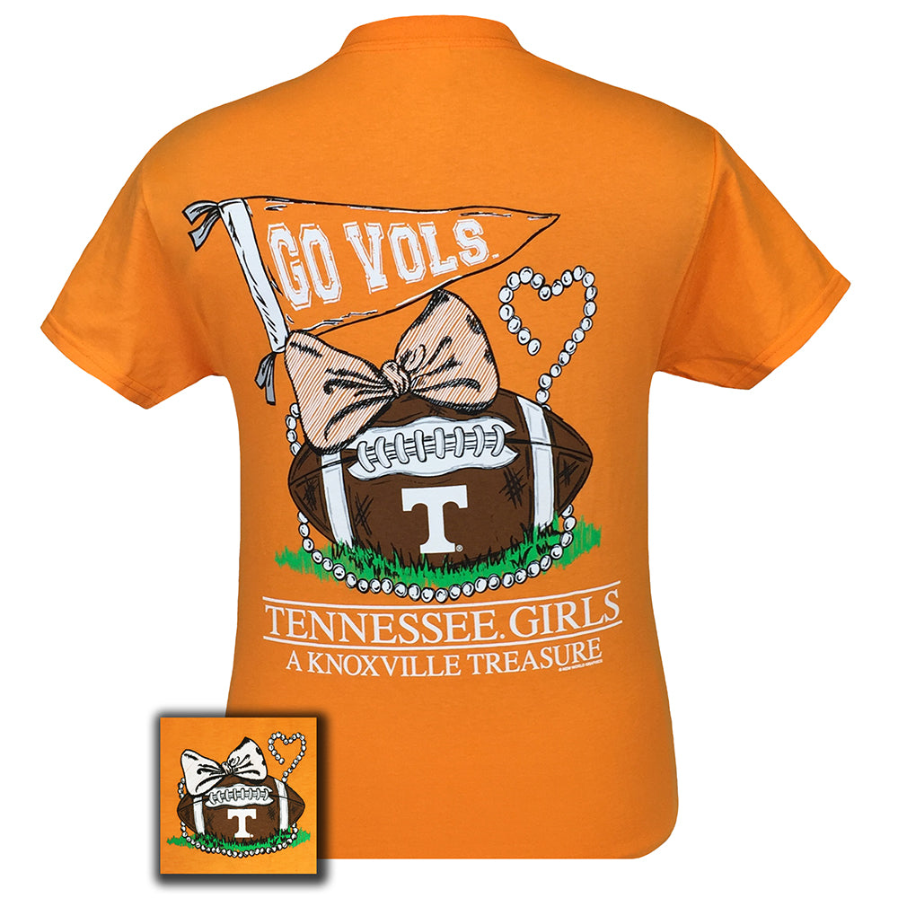 Tennessee Treasure Orange Short Sleeve