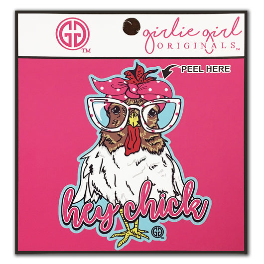 Decal/Sticker-1930 Hey Chick