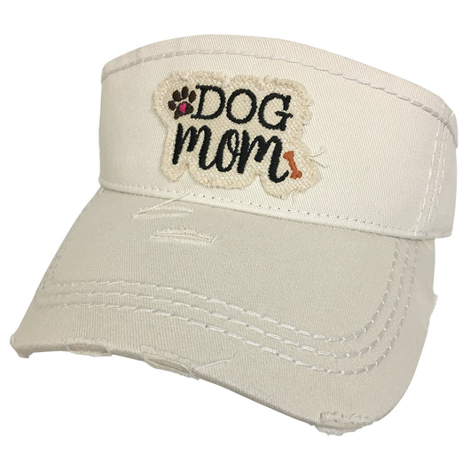KBR-136 Dog Mom Beige