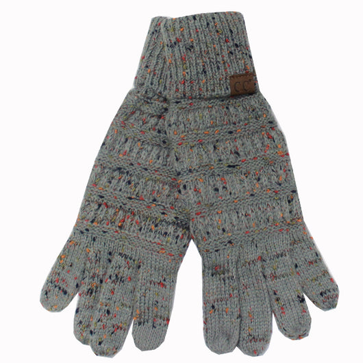 G-33 C.C Natural Grey Gloves