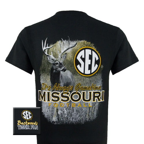 Missouri Gametime (Short Sleeve)