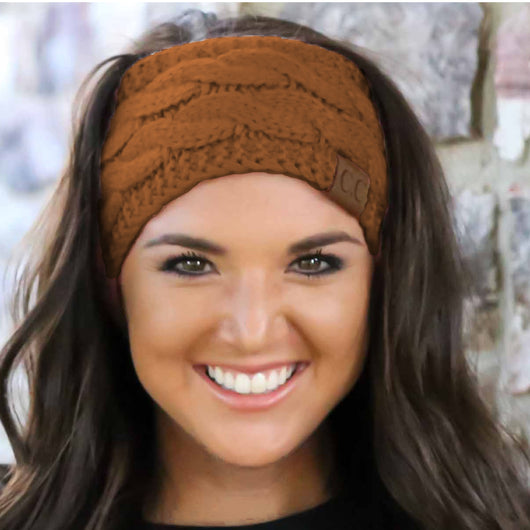 HW-20 RUST HEADWRAP