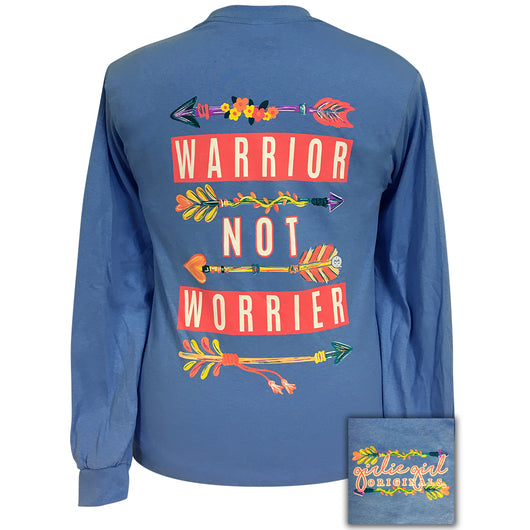 Warrior-Carolina Blue LS-1836