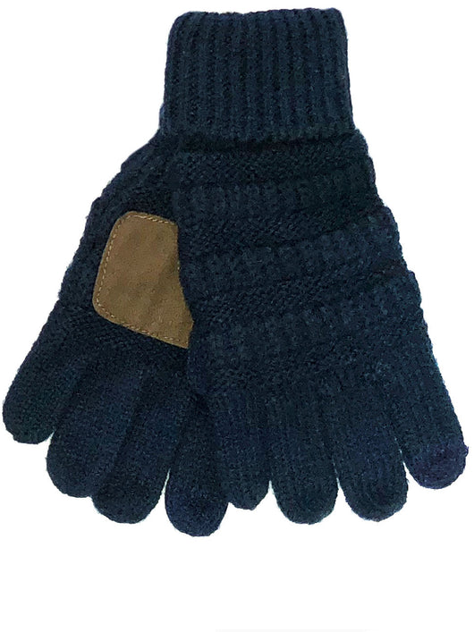 G-20-KIDS NAVY GLOVES