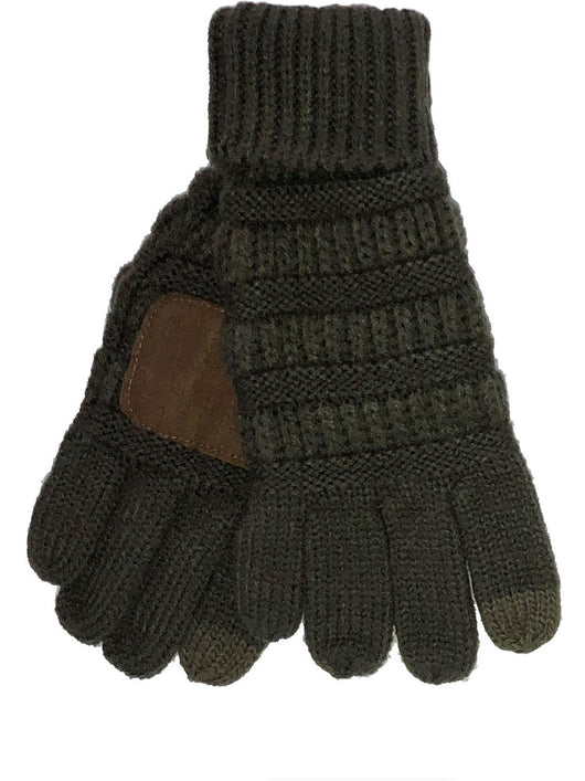 G-20-KIDS NEW OLIVE GLOVES